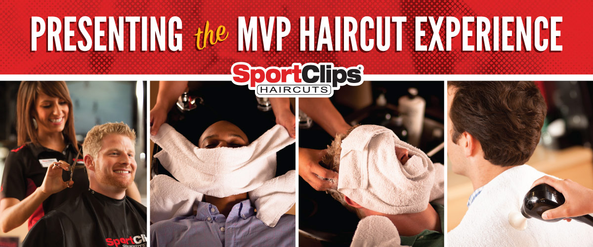 The Sport Clips Haircuts of Mokena MVP Haircut Experience